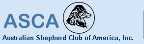 ASCA - Australian Shepherd Club of America, Inc.